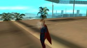 Supergirl Legendary from DC Comics Legends для GTA San Andreas миниатюра 3