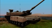 Leopard 2 MBT Revolution для GTA San Andreas миниатюра 1