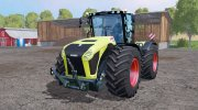 Claas Xerion 4500 for Farming Simulator 2015 miniature 1