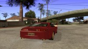 Toyota Supra NFS Most Wanted for GTA San Andreas miniature 4