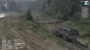 Chevy K5 Blazer 1975 for Spintires 2014 miniature 8