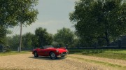 Ferrari 250 California 1957 for Mafia II miniature 5