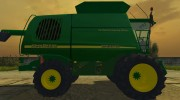 John Deere 9750 for Farming Simulator 2013 miniature 4