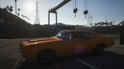 Oldsmobile 442 1970 for GTA 5 miniature 3