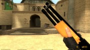 Black/Wooden M3 Shotty для Counter-Strike Source миниатюра 2