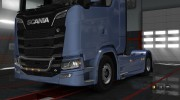 Scania S - R New Tuning Accessories (SCS) for Euro Truck Simulator 2 miniature 27