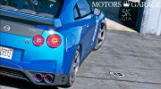 Nissan GTR R35 for GTA 5 miniature 7