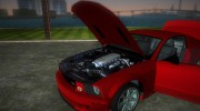 Saleen S281 2007 for GTA Vice City miniature 6