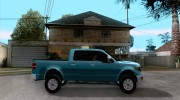 Ford F-150 2013 for GTA San Andreas miniature 5