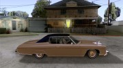 Chevrolet Caprice Classic lowrider for GTA San Andreas miniature 5