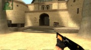 Black/Wooden M3 Shotty для Counter-Strike Source миниатюра 1