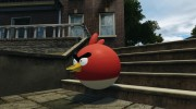 Angry Bird Ped for GTA 4 miniature 3