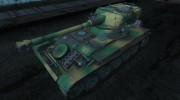 Шкурка для AMX 13 75 №27 for World Of Tanks miniature 1