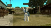 Noteworthy (My Little Pony) для GTA San Andreas миниатюра 3