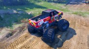 Pastrana Monster Truck for Spintires 2014 miniature 4