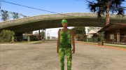 Army GTA Online Style for GTA San Andreas miniature 2