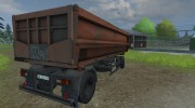 НефАЗ 8560 для Farming Simulator 2013 миниатюра 1