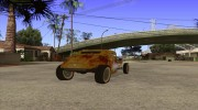 Ford Rat Rod for GTA San Andreas miniature 4