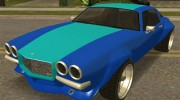 GTA V Imponte Nightshade for GTA San Andreas miniature 1