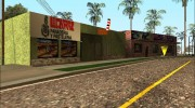 Era Evil gothic clothing shop (Binco mod) for GTA San Andreas miniature 5