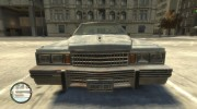 1978 Cadillac Fleetwood (Rusty) for GTA 4 miniature 3