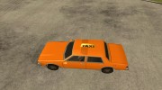LV Taxi for GTA San Andreas miniature 2