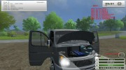 ГАЗ 3302 Multifruit для Farming Simulator 2013 миниатюра 11