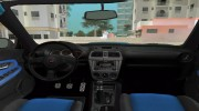 Subaru Impreza 2.0 WRX STI for GTA Vice City miniature 9
