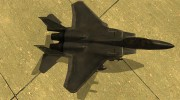 F-15 Eagle for GTA San Andreas miniature 5