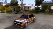 Lancia Delta Sparco for GTA San Andreas miniature 1
