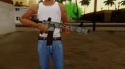 AR-15 SAI GRY for GTA San Andreas miniature 3