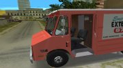 Chevrolet Step Van 30 1985 for GTA Vice City miniature 9