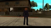 Dana Scully (The X-Files) для GTA San Andreas миниатюра 7