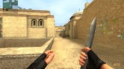 Default Knife Re-skin for Counter-Strike Source miniature 2