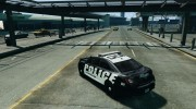 Ford Taurus Police Interceptor 2011 для GTA 4 миниатюра 3