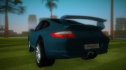 Porsche 911 GT3 for GTA Vice City miniature 3