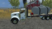 Kenworth Spray Rig for Farming Simulator 2013 miniature 3