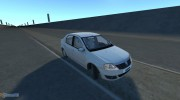 Dacia Logan 2008 for BeamNG.Drive miniature 2