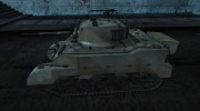 M5 Stuart от sargent67 для World Of Tanks миниатюра 2