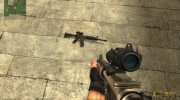 M4a1 like bf3 for Counter-Strike Source miniature 5
