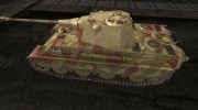 Шкурка для Panther II for World Of Tanks miniature 2