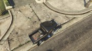Ford A Pick-up 1930 for GTA 5 miniature 14