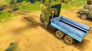 КамАЗ 5410 for Spintires 2014 miniature 7