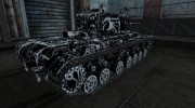 КВ-3  TRON skin for World Of Tanks miniature 4