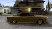 Lincoln Continental 1966 for GTA San Andreas miniature 5