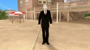 Anonymous skin V.3 for GTA San Andreas miniature 5