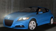 Honda CR-Z 2010 for GTA Vice City miniature 2