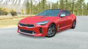 KIA Stinger GT (CK) 2018 for BeamNG.Drive miniature 1