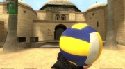 volleyball grenade for Counter-Strike Source miniature 2