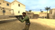 Hybrid M4A1 v2.0 для Counter-Strike Source миниатюра 5